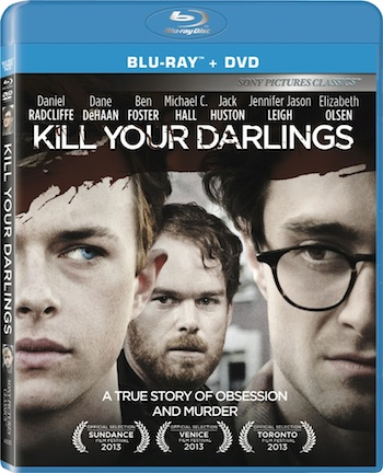 Kill Your Darlings (Sony Pictures Home Entertainment)