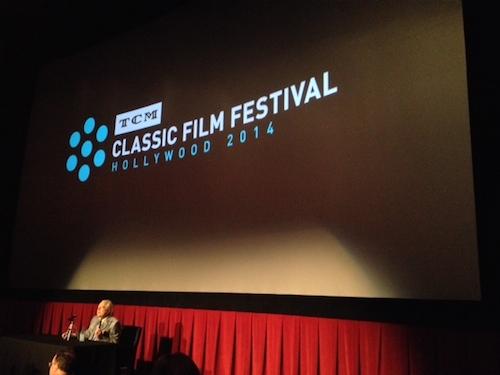 Robert Osborne (TCM Film Festival)