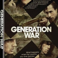 """""""Generation War"""" DVD A Sweeping WWII Drama From German Perspective"""