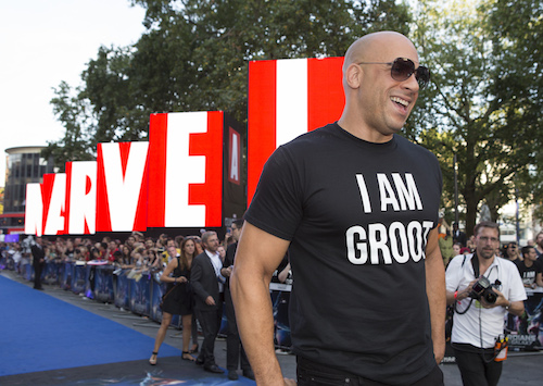 "Marvel's""Guardians of the Galaxy"" European Premiere"