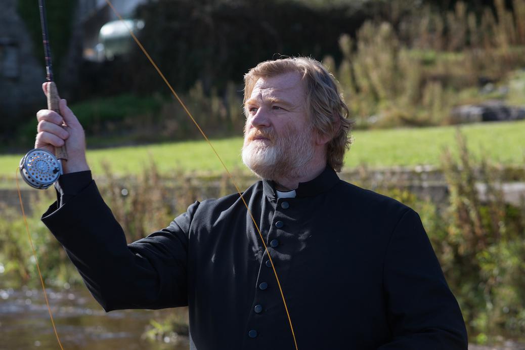 Brendan Gleeson On Trip To 'Calvary' & Acting Process