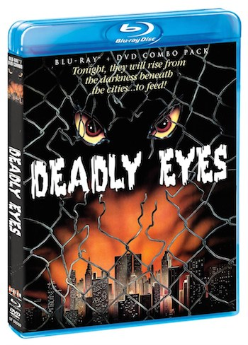 Deadly Eyes Blu-ray (Shout! Factory)