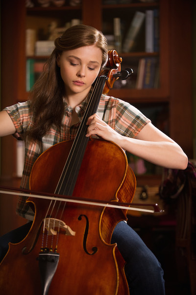 Chloë Grace Moretz - If I Stay (Warner Bros.)
