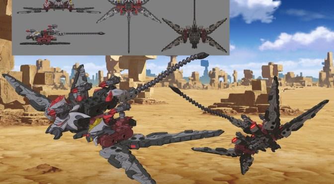 """Tenkai Knights: Brave Battle"" Shape Shifts With Robofusion Technique"