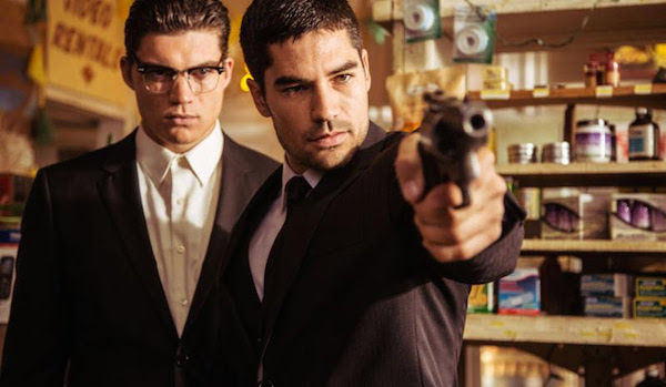 Zane Holtz, D.J. Cotrona - From Dusk Till Dawn (Entertainment One, El Rey Network)