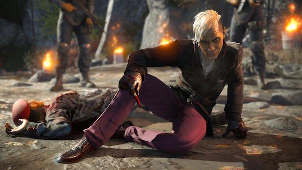 Pagan Min - Far Cry 4 (Ubisoft)