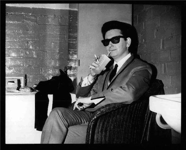 Roy Orbison-The Odeon Theatre, Stockton on Tees, England 1964 by Ian Wright