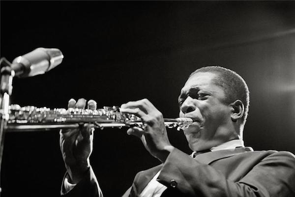 John Coltrane - Credit: Joe Alper, 1965