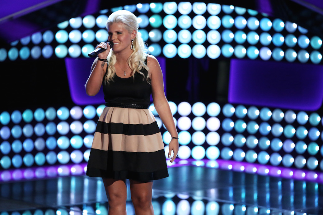 'The Voice' Singer Allison Bray Finds Her Joy With Country Music