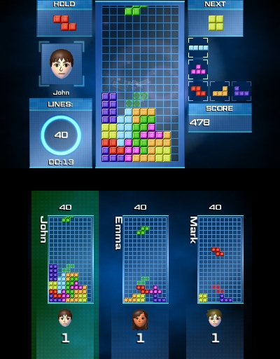 Tetris Ultimate - Multiplayer (Ubisoft)