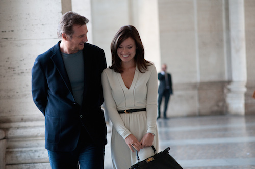 Liam Neeson, Olivia Wilde in Third Person - Sony Pictures Home Entertainment