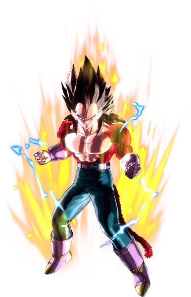 "Super Saiyan 4 Vegeta - ""Day 1"" Edition Playable Character"