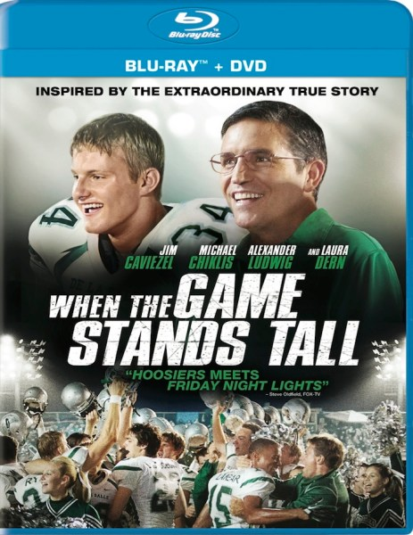 When The Game Stands Tall (Sony Pictures Home Entertainment)