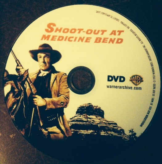 Shoot-Out At Medicine Bend (Warner Archive)