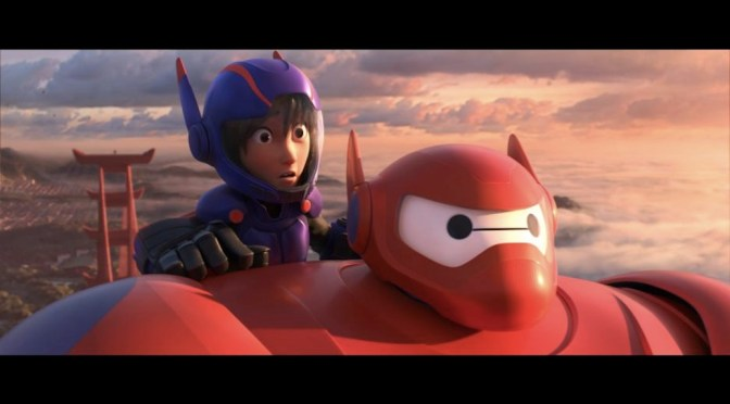 'Big Hero 6' Featurette Gets Animated With Stan Lee