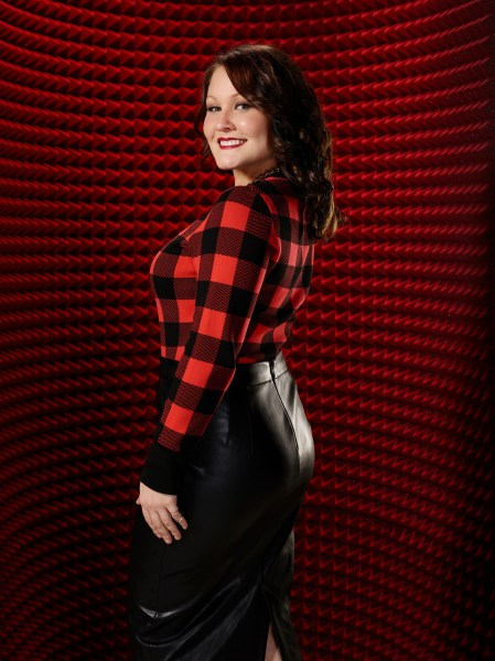 THE VOICE -- Season: 7 -- Pictured: DaNica Shirey -- (Photo by: Paul Drinkwater/NBC)