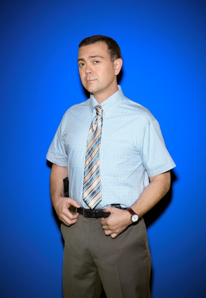BROOKLYN NINE-NINE: Joe Lo Truglio. ©2014 Fox Broadcasting Co. CR: Scott Schafer/FOX