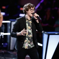 "Matt McAndrew Gets His ""Feet Wet"" For 'The Voice' Live Playoffs"