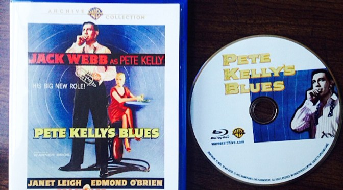 Blu-Ray Review: Pete Kelly's Blues Is Jack Webb's Jazzy Gem