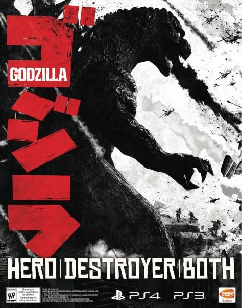 Godzilla (Banda Namco Games America Inc.)