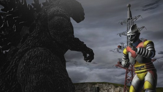 Jet Jaguar in 'Godzilla' - (Namco Bandai Games America Inc.)