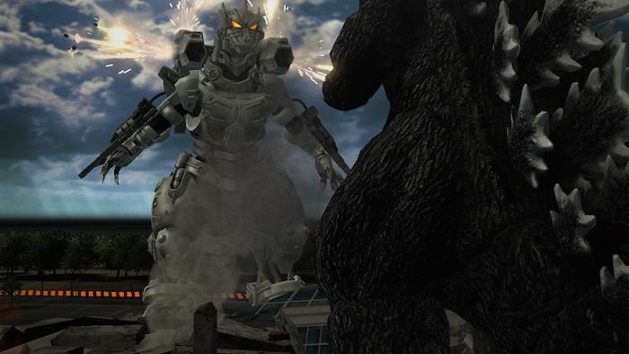 MechaGodzilla in 'Godzilla' (Bandai Namco Games America, Inc.)