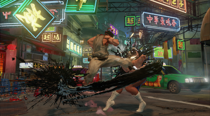 Capcom's Street Fighter V Will Be A PlayStation 4 and PC Exclusive