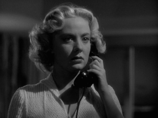 Audrey Totter in 'Tension' - (Warner Bros.)