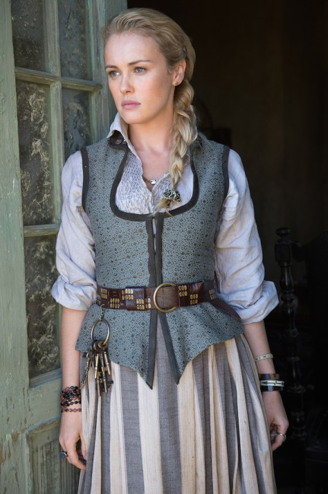 "Hannah New in ""Black Sails"" (Starz)"