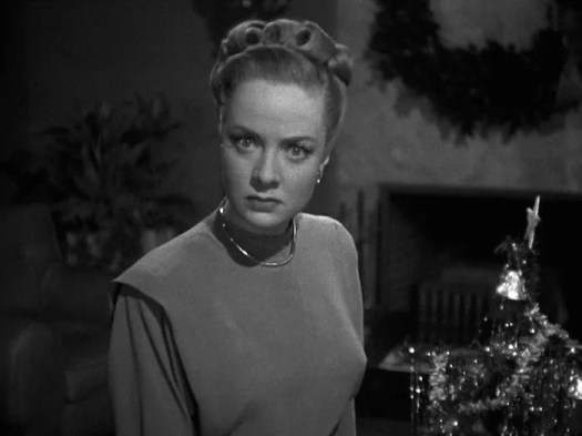 Audrey Totter in 'Lady in the Lake' (Warner Bros.)