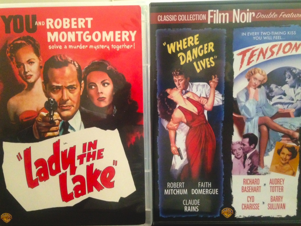 Film Noir Flashback: Audrey Totter Shines In 'Tension' & 'Lady in the Lake'