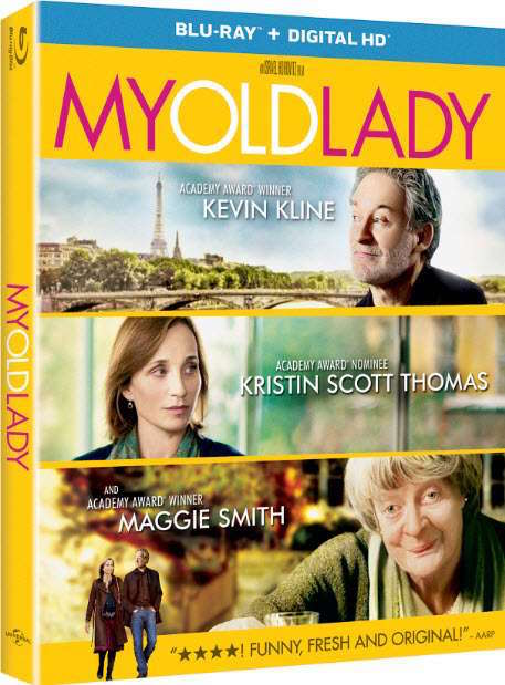 My Old Lady - Universal Pictures Home Entertainment