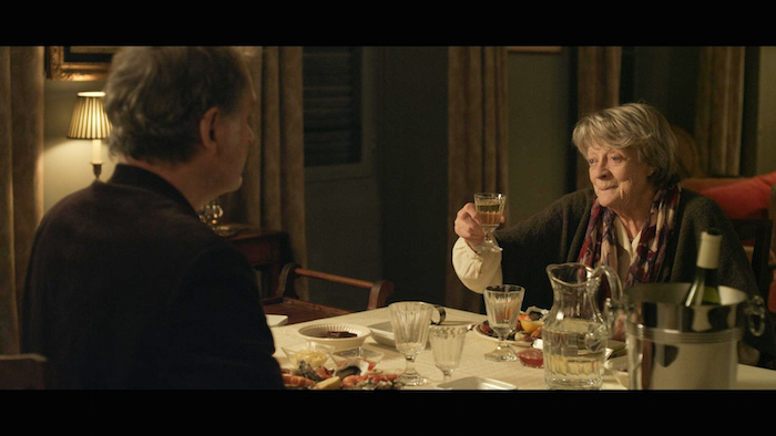 "Kevin Kline & Maggie Smith in ""My Old Lady"""