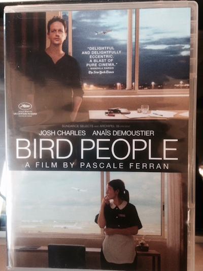 Bird People DVD