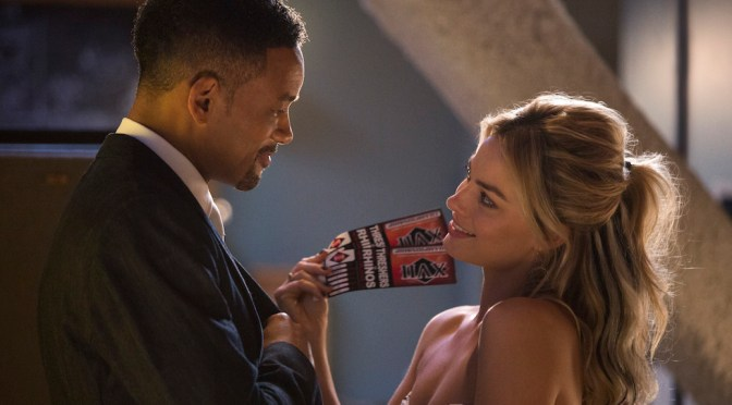 "Will Smith On ""Focus"" – ""I've Always Been A Jokester"""