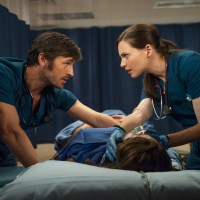 "Jill Flint & Eoin Macken Develop Acting Bond On ""The Night Shift"""