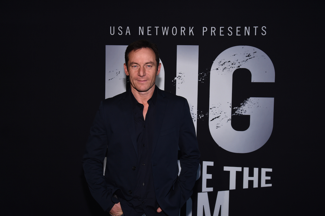 "VIDEO: Jason Isaacs talks ""Dig"" & ""Angels In America"" Experience"