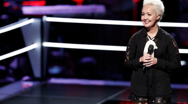 The Voice - Season 8 - Meghan Linsey