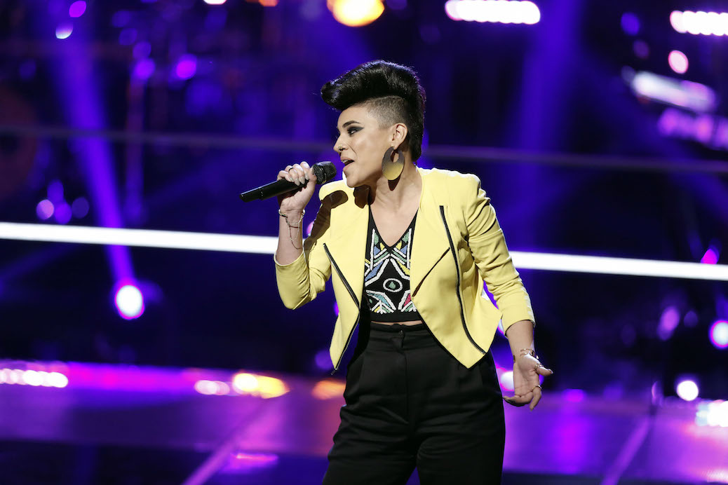 "Exclusive: ""The Voice"" Artist Sonic Is Ready For Her ""Masterpiece"""
