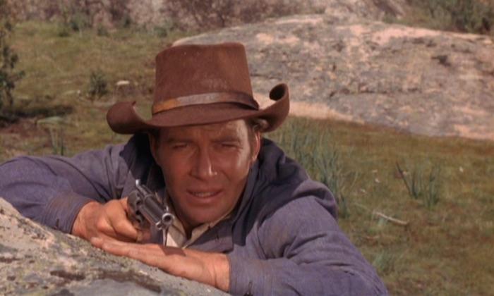 """William Shatner in """"White Comanche"""" - Warner Archive"""