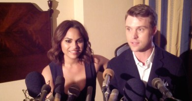 Monica Raymund, Jesse Spencer (DeepestDream.com)