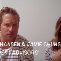 "Exclusive: Ryan Hansen & Jamie Chung Talk ""Resident Advisors"""