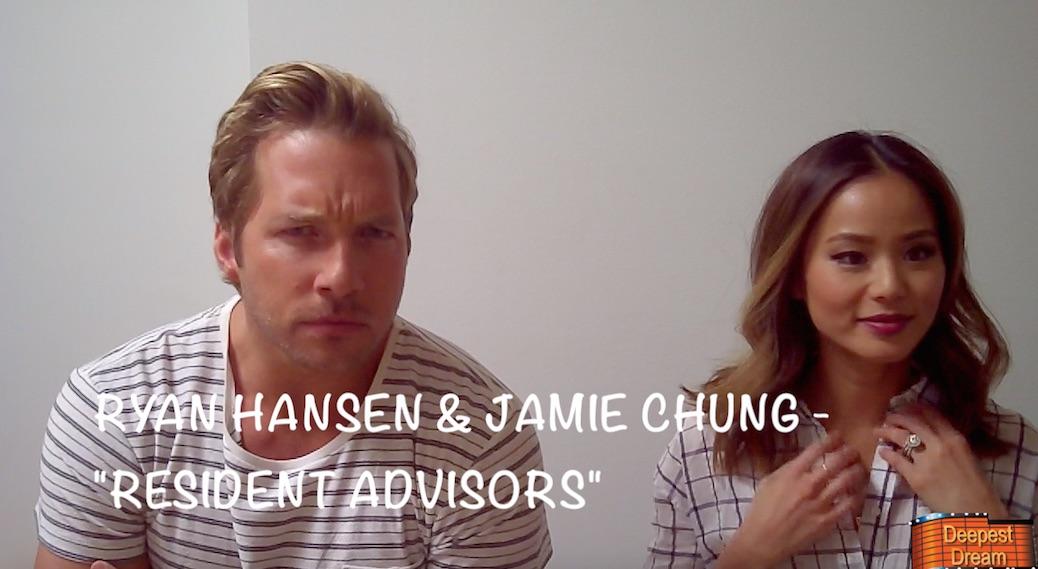Ryan Hansen, Jamie Chung (Deepest Dream)