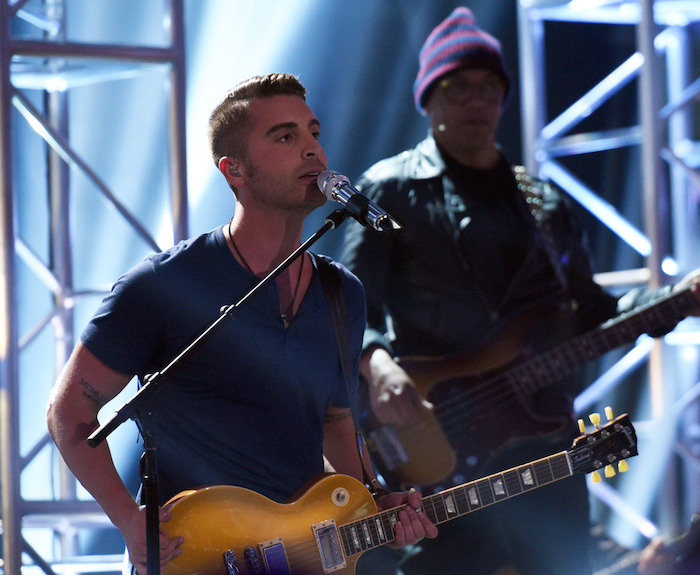 AMERICAN IDOL XIV: Nick Fradiani performs on AMERICAN IDOL XIV airing Wednesday, April 22 (8:00-10:00 PM ET/PT) on FOX. CR: Michael Becker / FOX.