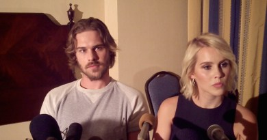 Grey Damon & Claire Holt - Aquarius (CR: Deepest Dream)