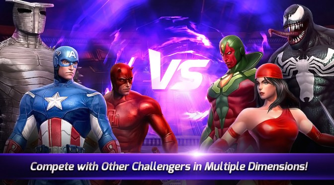 "Gaming: ""Marvel Future Fight"" Hits App Store and Google Play"