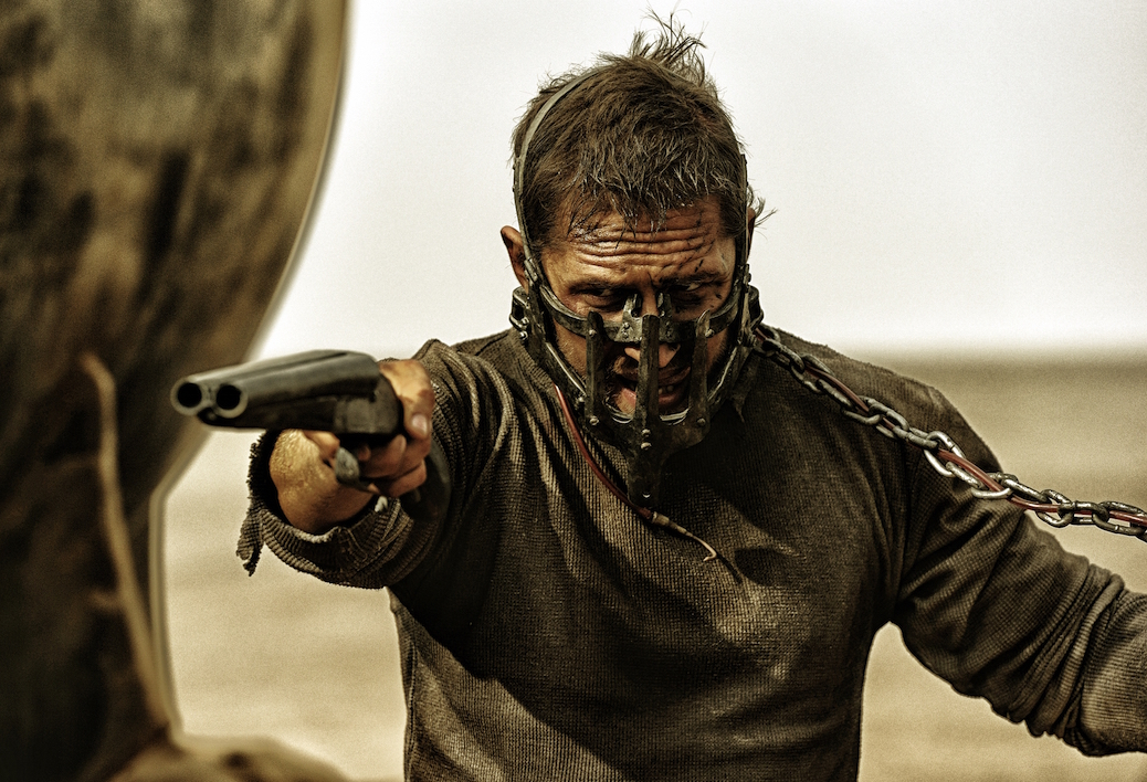 "Tom Hardy Was Initially ""Daunted"" With ""Mad Max: Fury Road"""