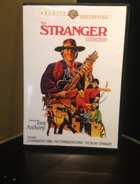 The Stranger Collection - Warner Archive Collection
