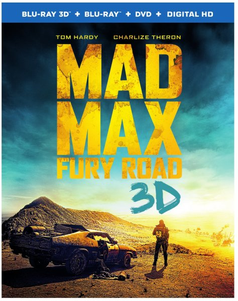 Mad Max Fury Road 3D Box Art_3D