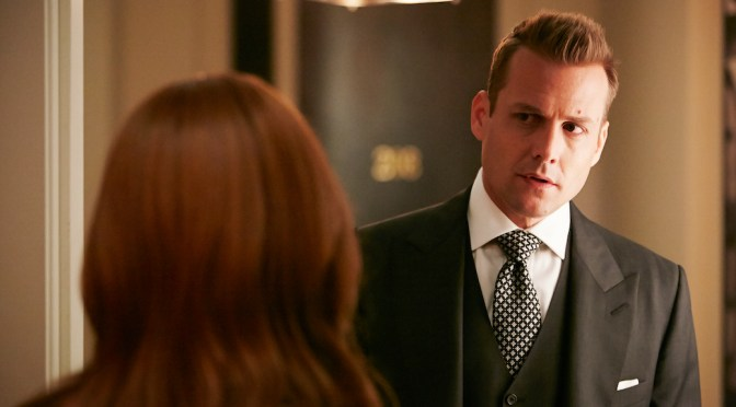 TV Time: 'Suits' Renewed For A Sixth Season